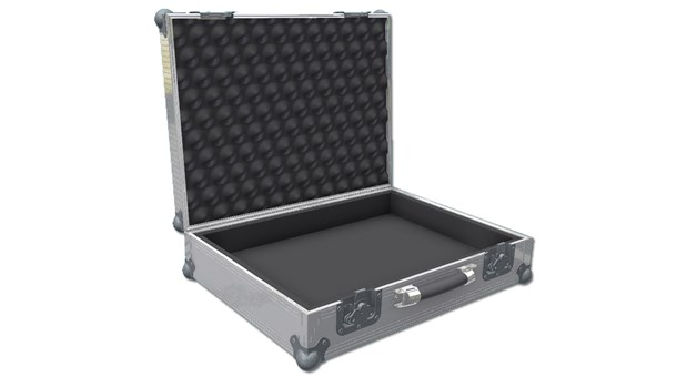 Aluminium Lid and Basemaker Flight Case