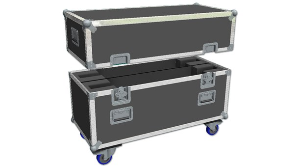Flight Cases Flightcases Uk Dragon Cases