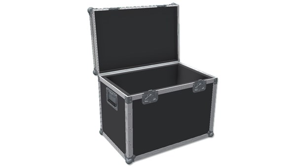 Hand Trunk Flight Case