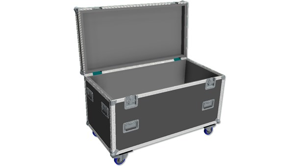 Road Trunk Flight Case