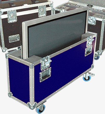 Screen & TV Flight Cases